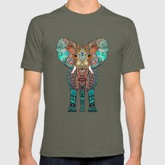 ElePHANT Mens Fitted Tee Lieutenant SMALL
