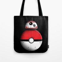 PokeBB Tote Bag