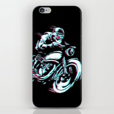 HIPSTER HOT RIDE iPhone & iPod Skin