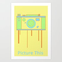 Picture This Art Print