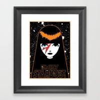 Emily Stardust Framed Art Print