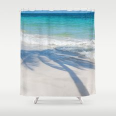 SEA TREE Shower Curtain