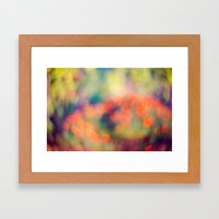 Layers of Joy 1 Framed Art Print