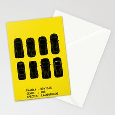 Lamborghini Family Stationery Cards