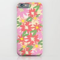 Floral Party iPhone 6 Slim Case