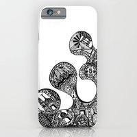 iPhone & iPod Case featuring The Desi by sudarshana