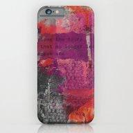 Close The Door iPhone 6 Slim Case