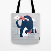 Sunday Picnic Tote Bag