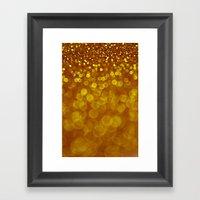 Pixie Dust I Framed Art Print