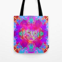 Briah-Lady Jasmine Tote Bag
