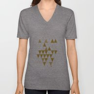 My Favorite Shape Unisex V-Neck