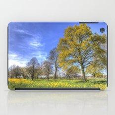 Summertime Farm England iPad Case