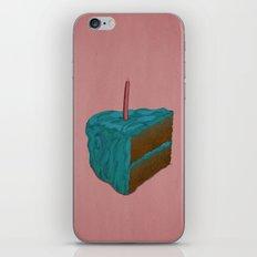 Happy Birthday! (blue) iPhone & iPod Skin