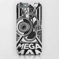 Megaman. In The Year 20x… iPhone 6 Slim Case