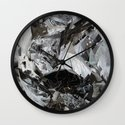 The storm is coming Wall Clock