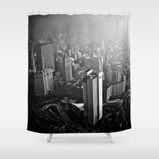What is to come:  We have been warned  Shower Curtain