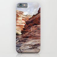 iPhone & iPod Case featuring Havasupai by Brian DeYoung Illustration