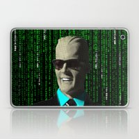 max meets matrix Laptop & iPad Skin