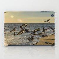 Birds in Flight iPad Case