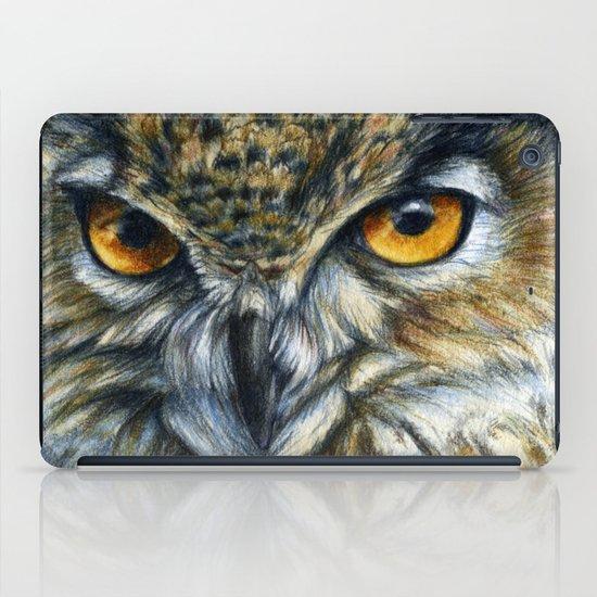 Owl 811 iPad Case