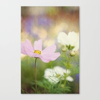 The Cosmos Dance Canvas Print