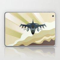 F-16 Fighting Falcon Laptop & iPad Skin