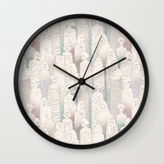 Before The Show Wall Clock