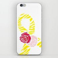 Endometriosis Awareness … iPhone & iPod Skin