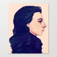 Ben Canvas Print
