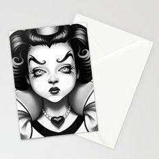 Snow White's Disenchantment Stationery Cards