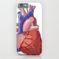 Vector Heart iPhone 6 Slim Case