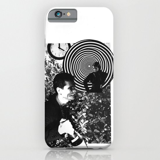 Spiraling Hopes iPhone & iPod Case