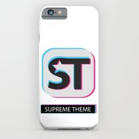 iPhone & iPod Case featuring Supreme WordPress Theme by SupremeFactory