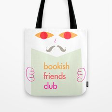 Bookish Friends Tote Bag