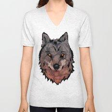 Wolf Mother Unisex V-Neck