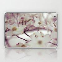Blossom. Laptop & iPad Skin