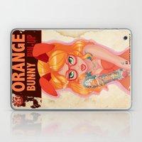 Oranges Bunny PIN UP Mag… Laptop & iPad Skin