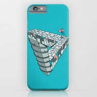 iPhone & iPod Case featuring Up and Down City by Bajibaj