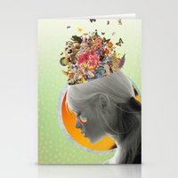 Inside Of Me Stationery Cards