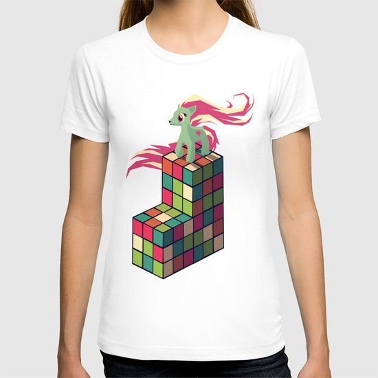 colorful toys T-shirt