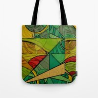 Tropical Farm Tote Bag