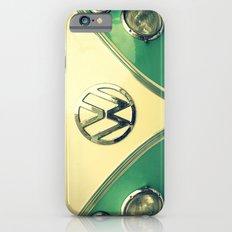 Aqua Sprinkles Slim Case iPhone 6s