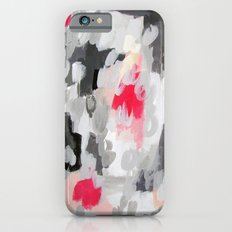 No. 70 Modern Abstract Painting iPhone 6s Slim Case
