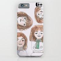 Hello Winter iPhone 6 Slim Case
