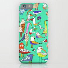 Tweet Tweet Tweet. iPhone 6 Slim Case