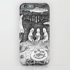 Knitting Cats Slim Case iPhone 6s