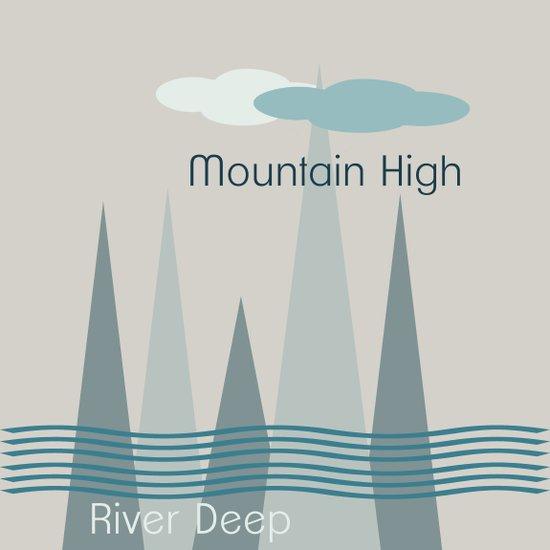 River Deep Art Print