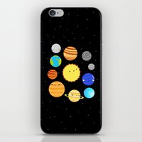 The Solar System iPhone & iPod Skin