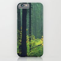 iPhone & iPod Case featuring That forest by Armine Nersisian