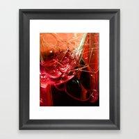 Bubbles #1 Framed Art Print